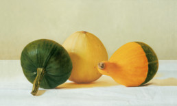 Pumpkins I, 2001, OOC, 20 x 31 in