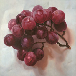 Grapes II, 2001, OOC, 28 x 28 in