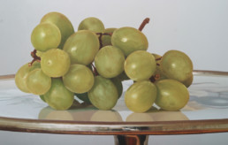 Grapes XI, 2004, OOC, 34 x 55 in